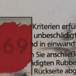 """Rubbel-PINs weiterhin """"sicher"""""""