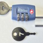 TSA Schlüssel aus dem 3D-Drucker