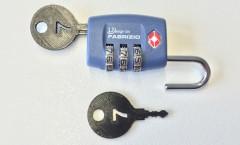 TSA Schlüssel 3D-Druck