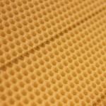 Bienenwachs Mittelwände einlöten