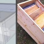 Sonnenwachsschmelzer -selber bauen