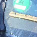 Knarzendes Geräusch Dacia Duster