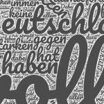Wortwolken zur Bundestagwahl 2017