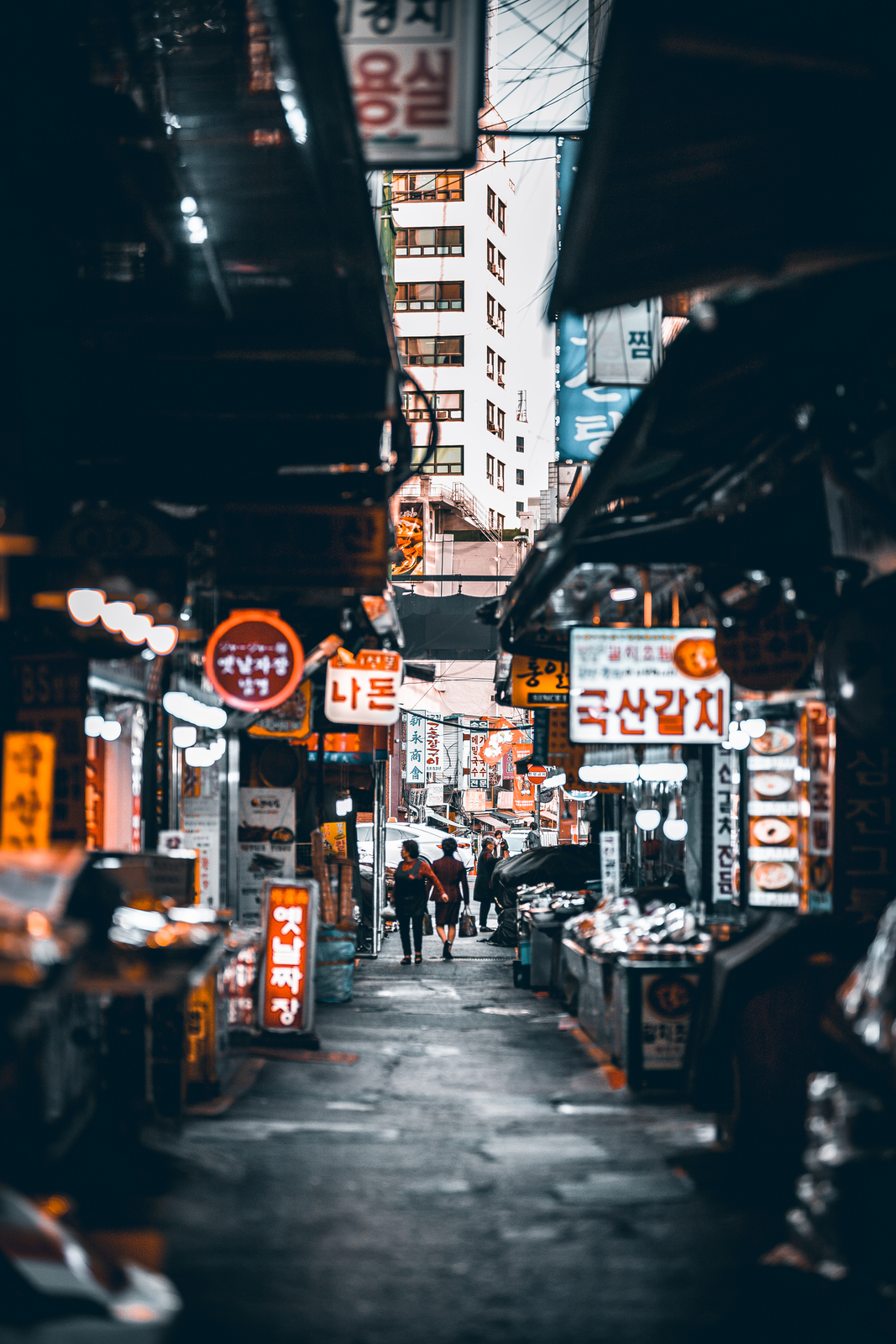 Namchang-dong, Seoul, South Korea, 2019