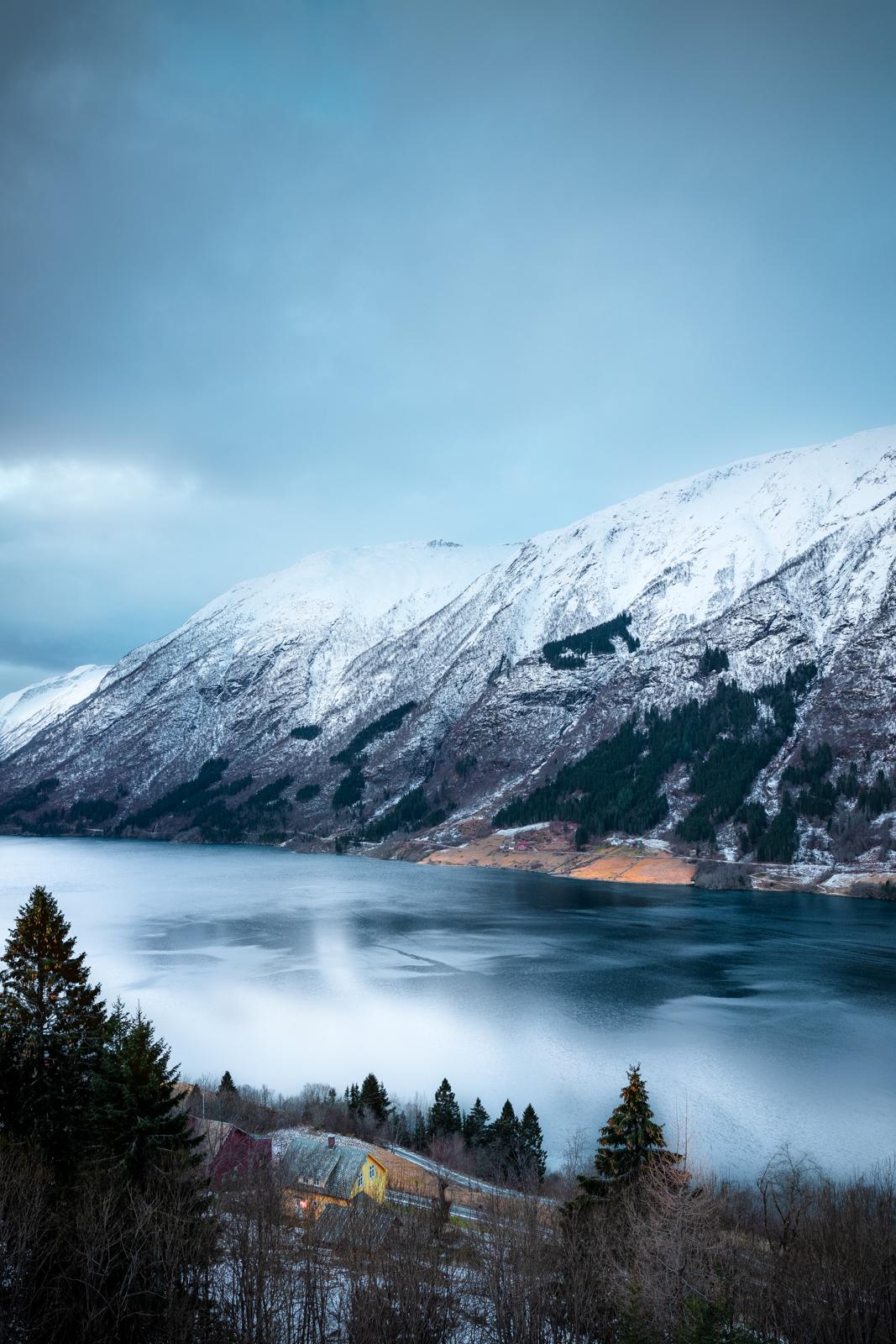 Fjærland, Norway, 2019